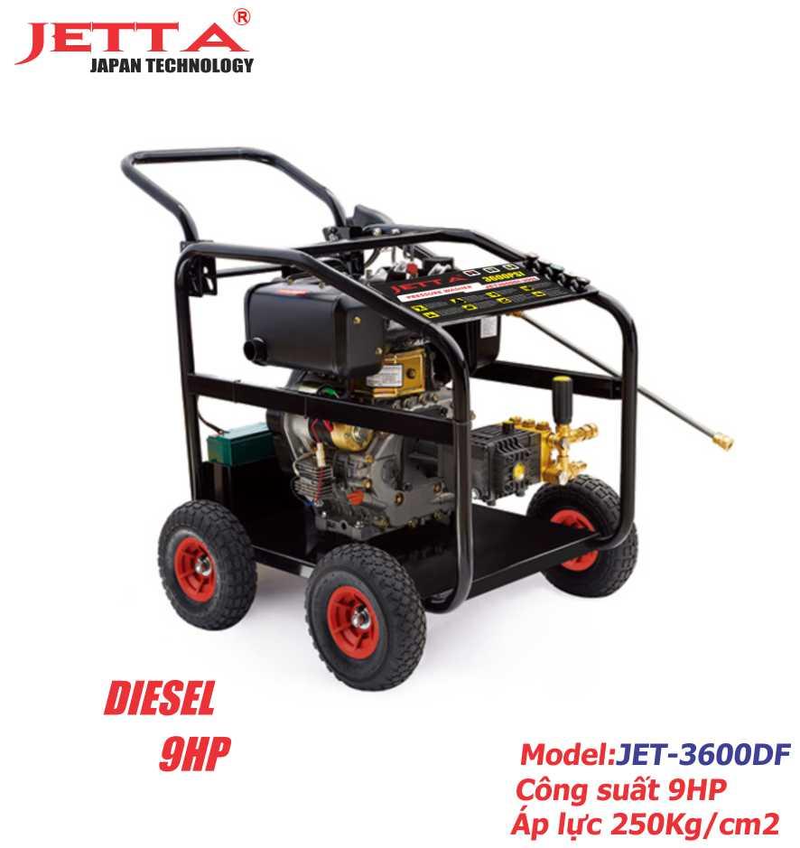 Máy rửa động cơ  Diesel JET3600DF