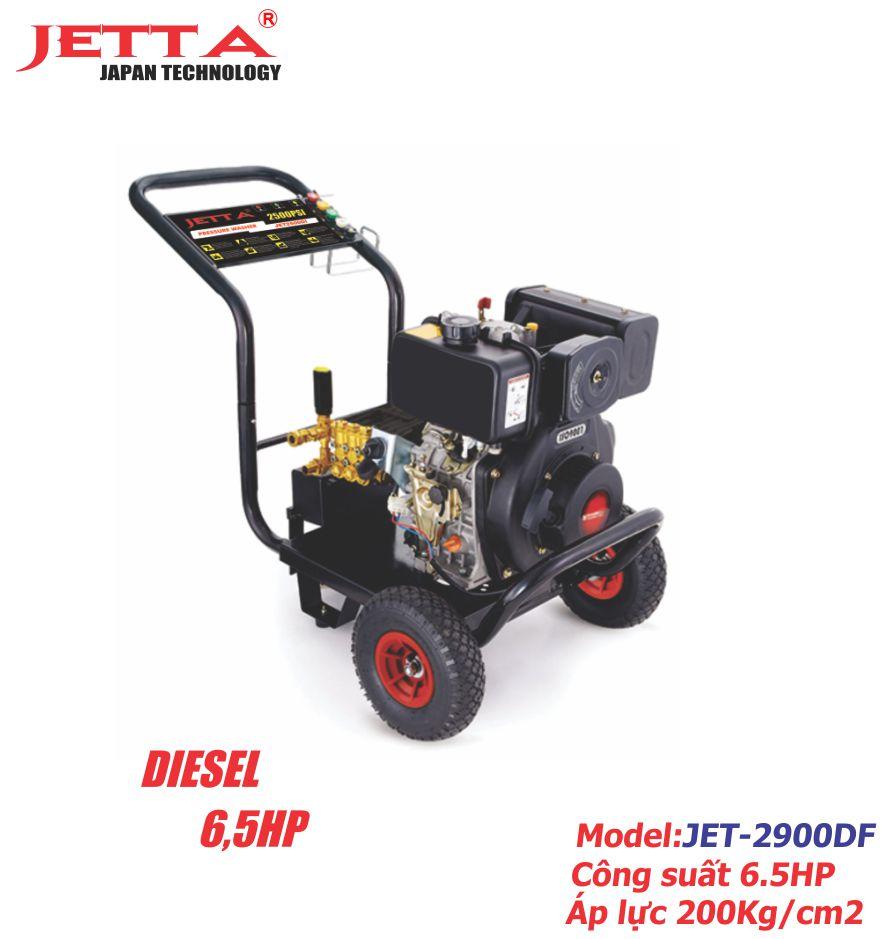 Máy rửa động cơ Diesel  JET2500DF - 6,5HP