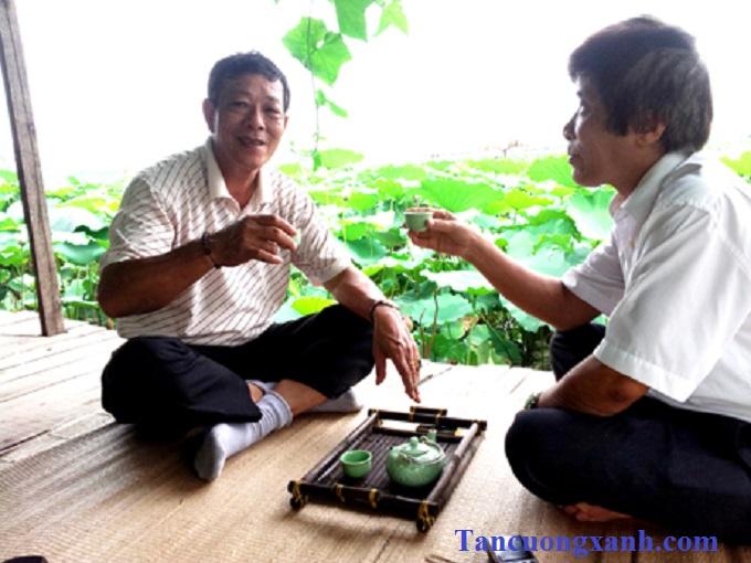 Cùng tìm hiểu văn hoá thưởng trà của người Việt