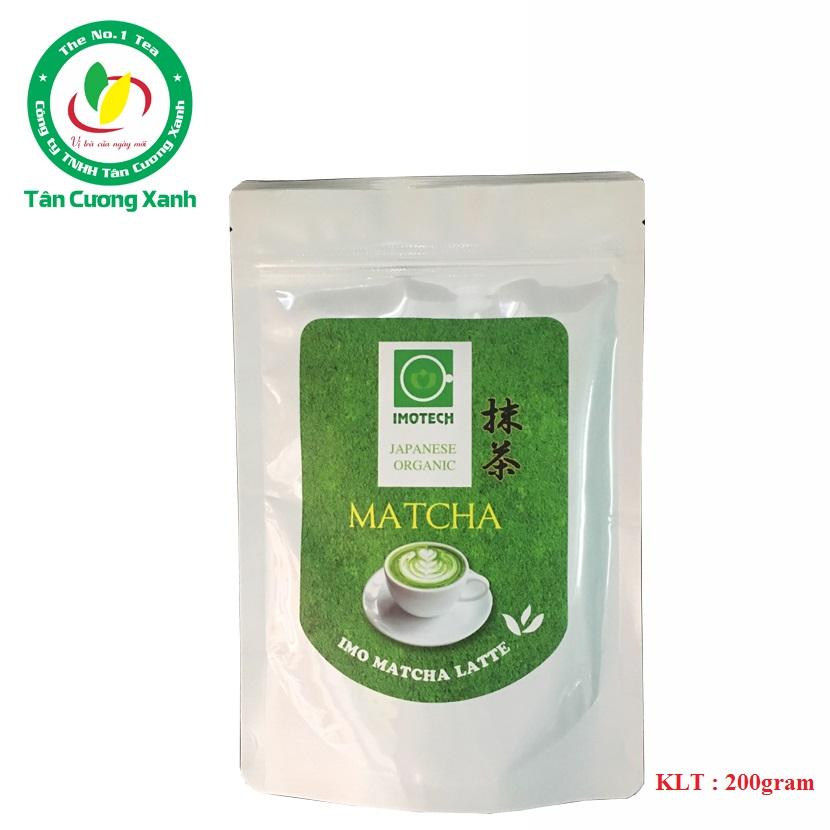 Bột Trà Xanh Matcha Latte 200gram