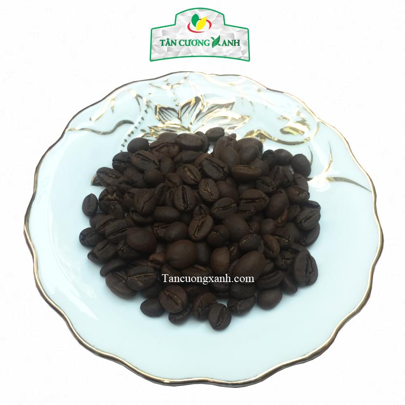 Cafe Robusta Rang Xay Thượng Hạng 1 - 500gram