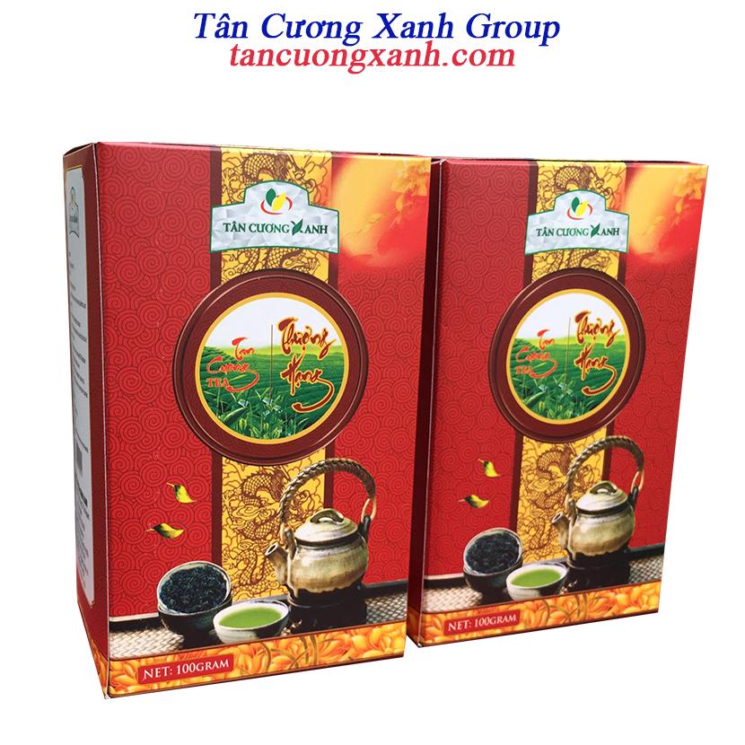 Chè Tân Cương Thượng Hạng 100G - Chè Thái Nguyên Ngon