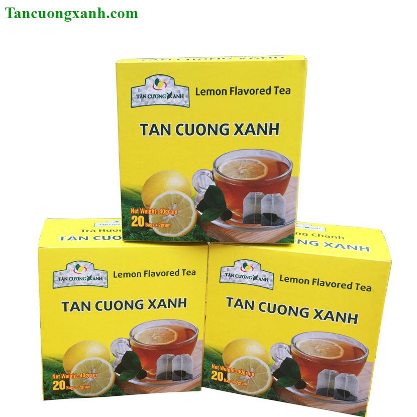Trà Túi Lọc Hương Chanh 40gram