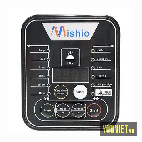 Máy làm tỏi đen Mishio MK10