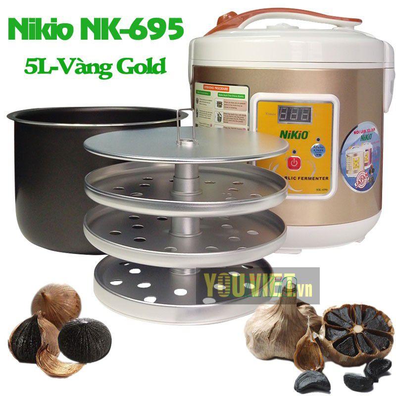 Nồi làm tỏi đen Nikio NK-695