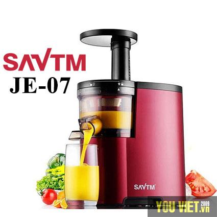 Máy ép trái cây SAVTM JE-07 (ép chậm)
