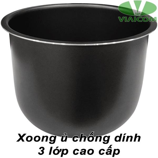 Máy làm tỏi đen VIAICOM V6 - 6 lít - Công Nghệ Nhật Bản Mới Nhất
