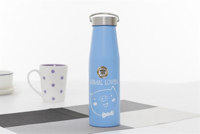 Bình giữ nhiệt in logo làm quảng cáo, sự lựa chọn tin cậy của người tiêu dùng hi