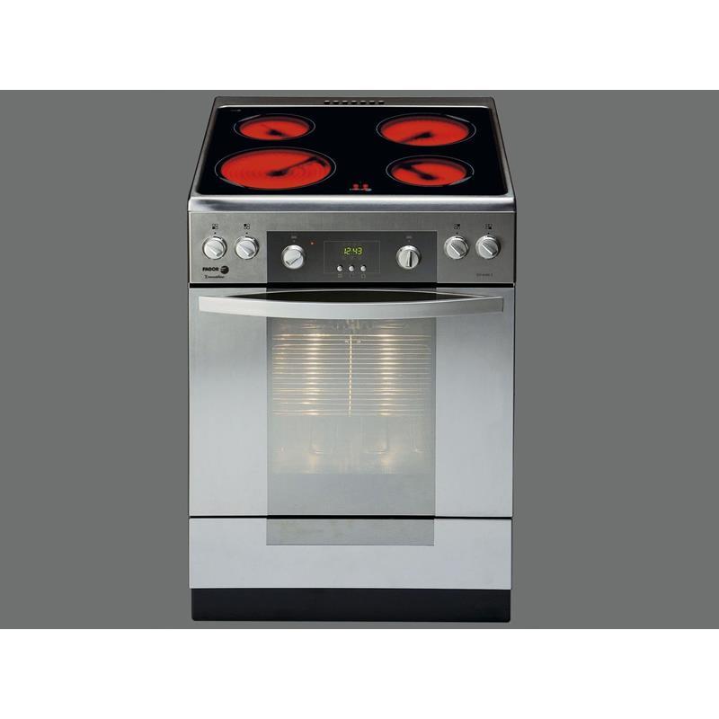 Bếp hồng ngoại bốn liền lò Fagor 5CF-4VMC-X