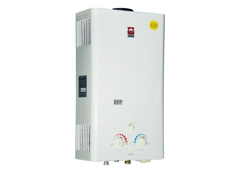Máy nước nóng dùng gas Sakura SH-0610 / 0810