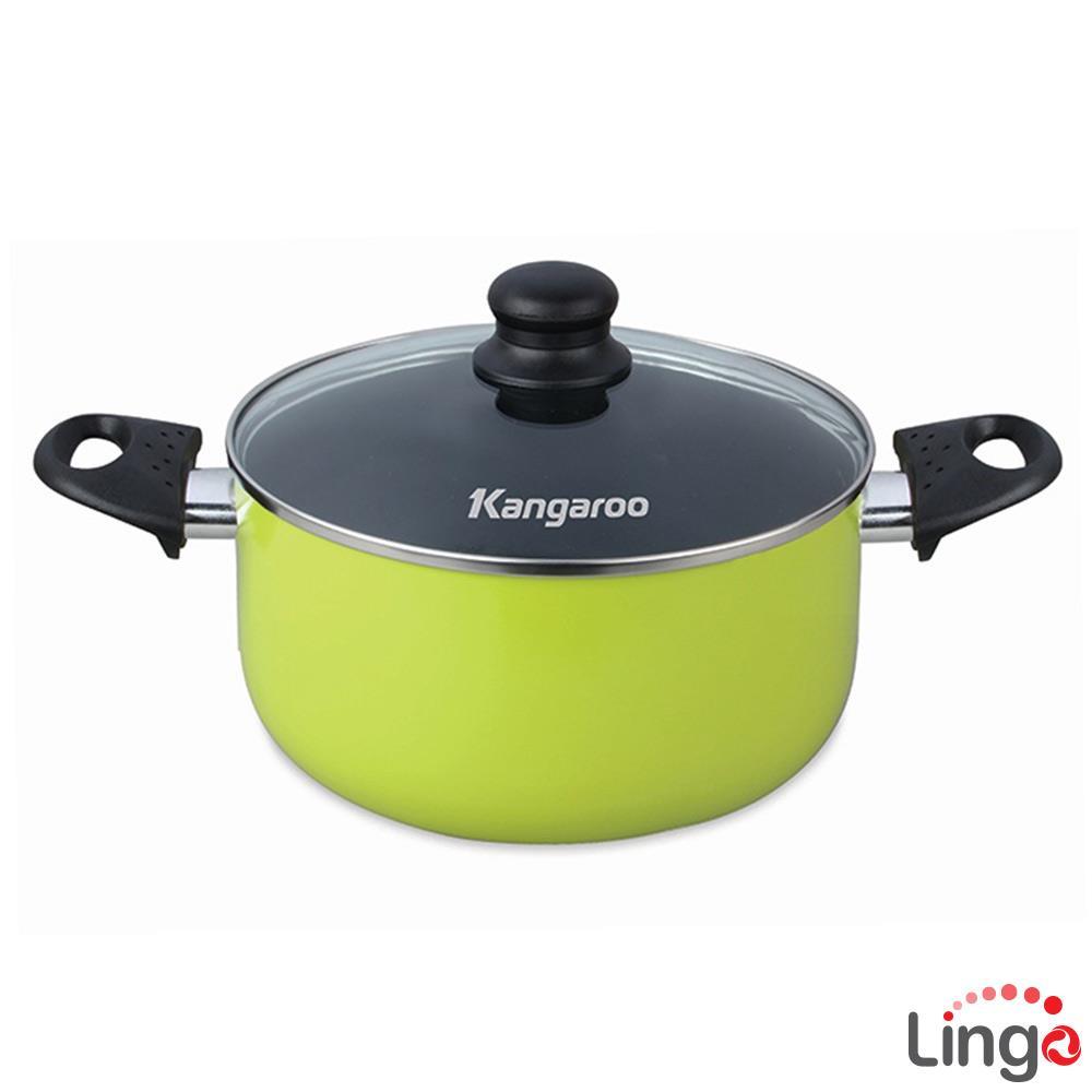 Nồi Canh Sắc Màu CD Đáy Từ Kangaroo KG 935XL