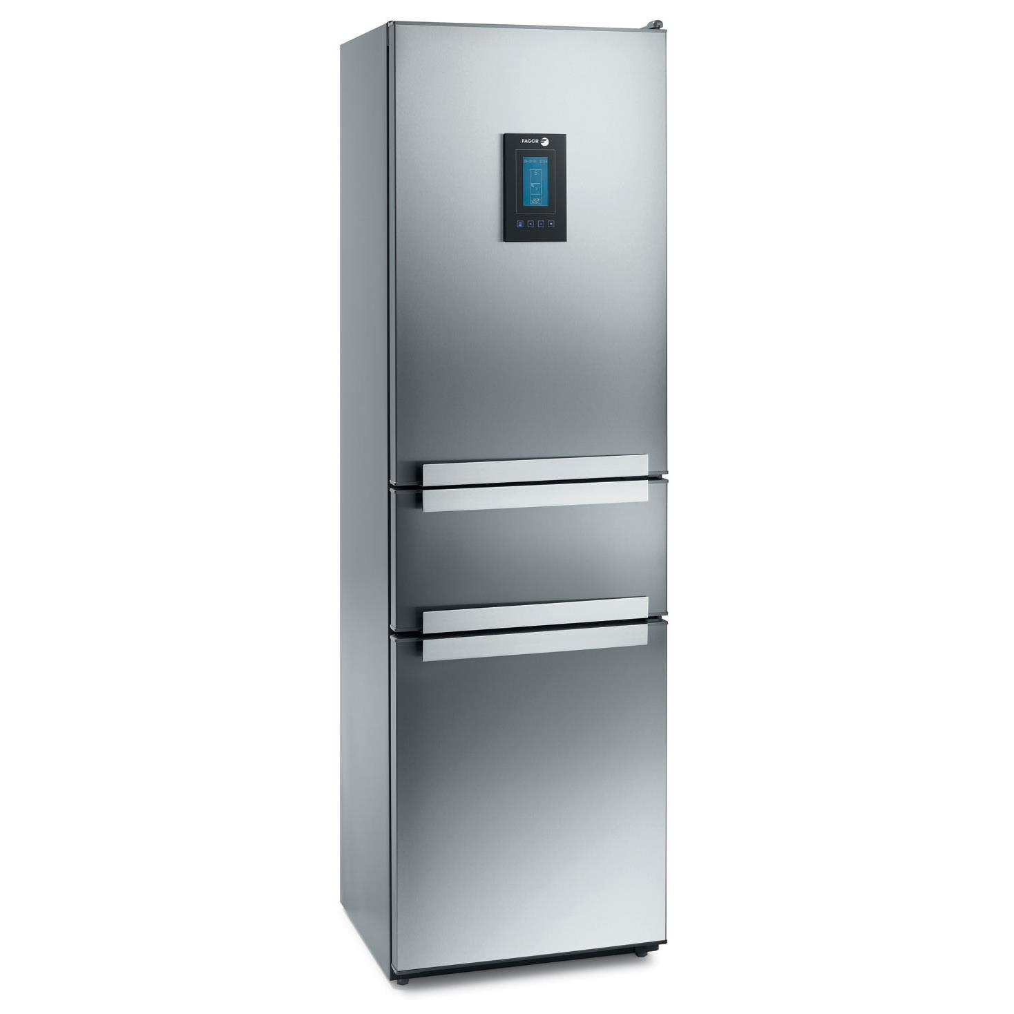 Tủ lạnh 3 cánh cửa Fagor FFJ-8865X