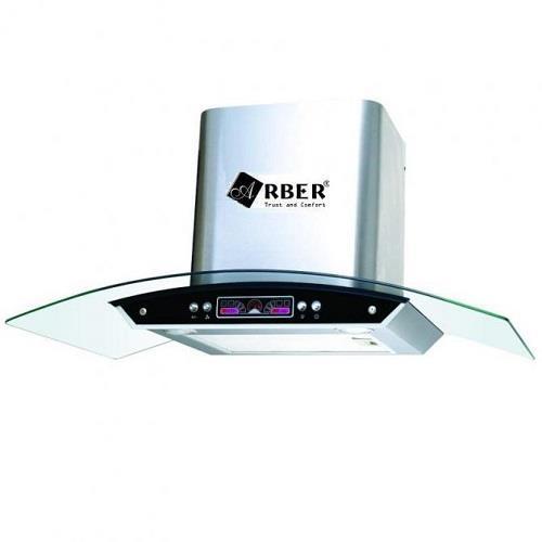 Máy hút mùi kính cong Arber AB-700F