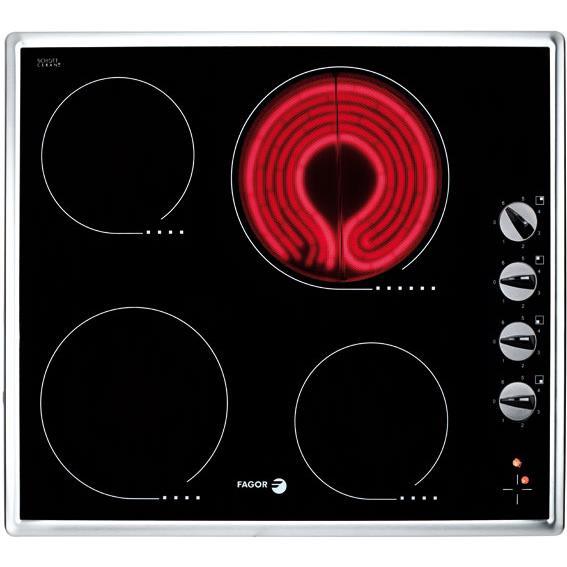 Bếp hồng ngoại bốn Vitroceramic Fagor VFI-400-I