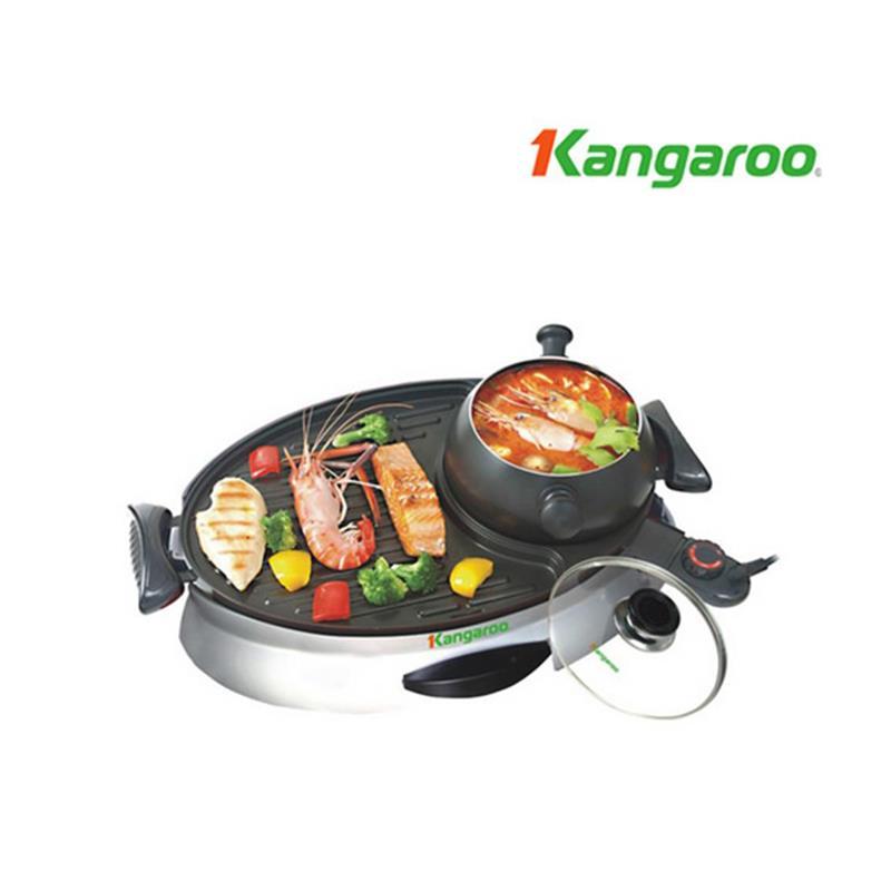 Bếp lẩu nướng Kangaroo KG-96