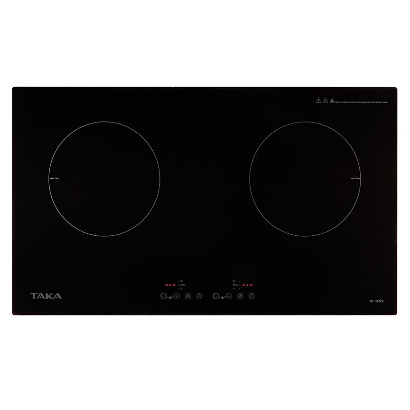 Bếp từ đôi Taka TK-I02A