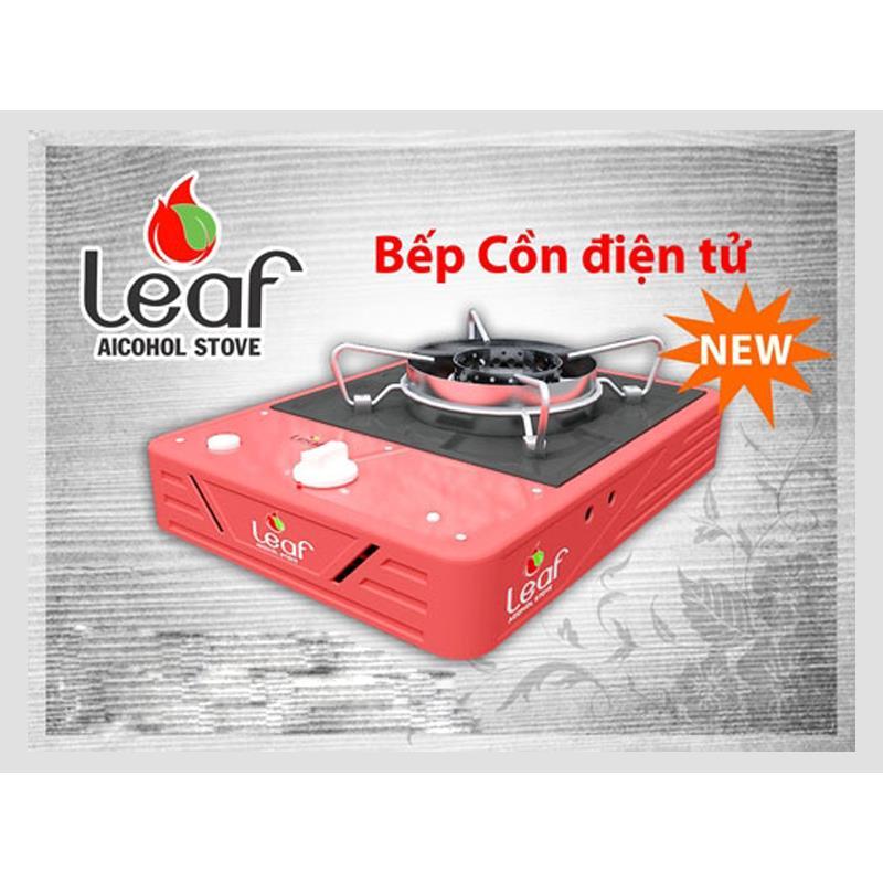 Bếp cồn điện tử Leaf 01