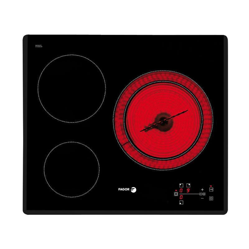 Bếp hồng ngoại ba Fagor 2V-33TS