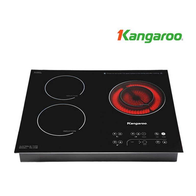 Bếp hồng ngoại ba Kangaroo KG-358I