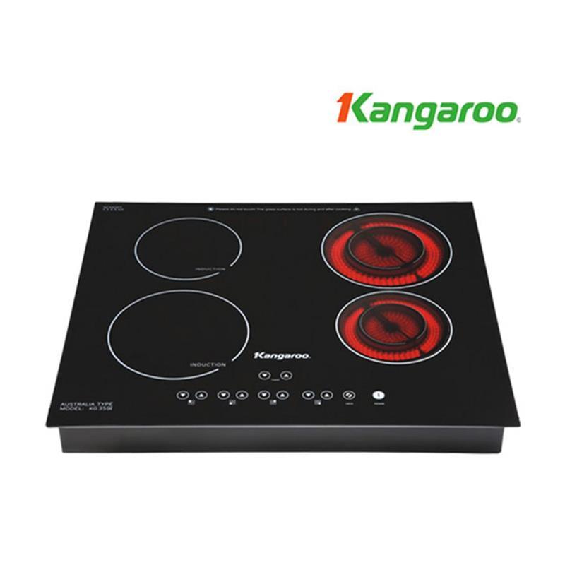 Bếp hồng ngoại ba Kangaroo KG-359I