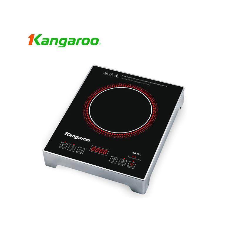 Bếp hồng ngoại đơn Kangaroo KG-381I
