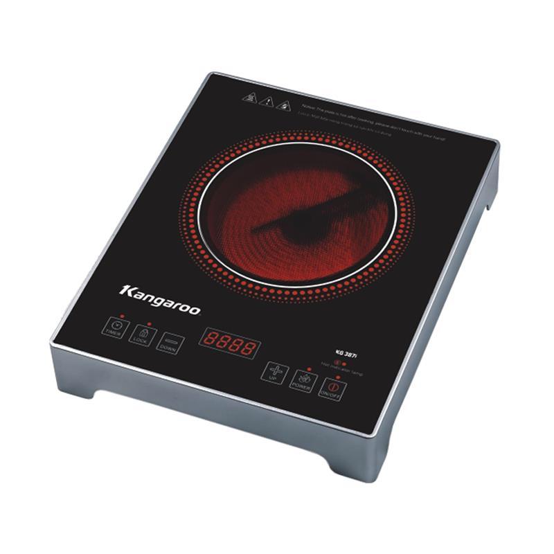 Bếp hồng ngoại đơn Kangaroo KG-385I