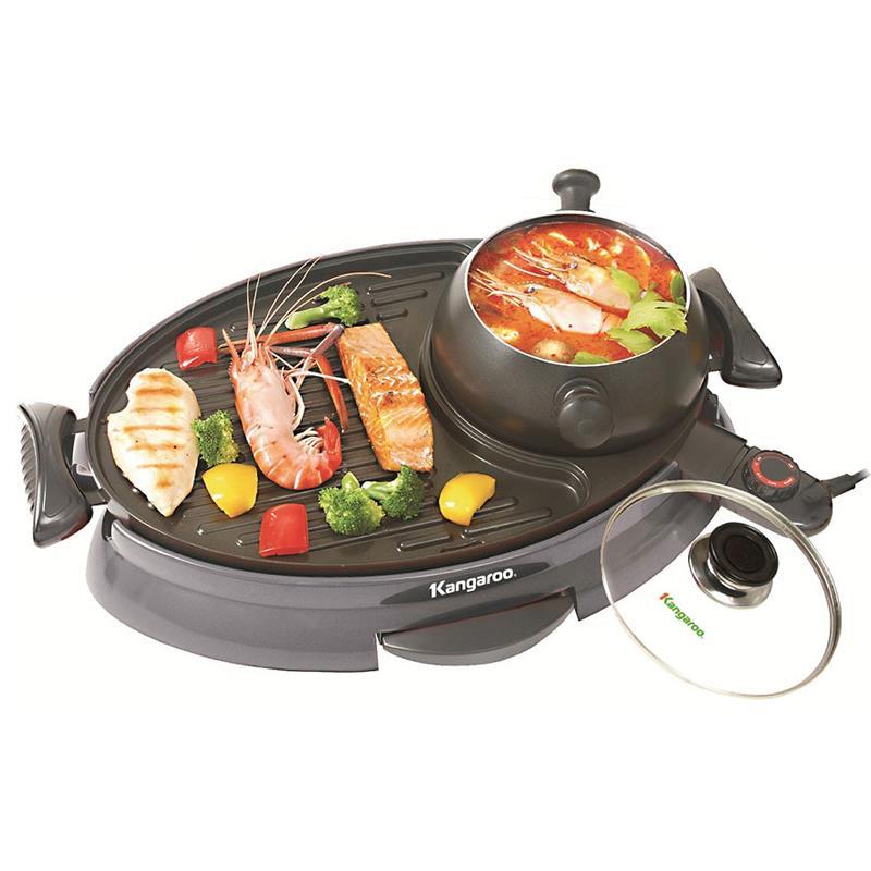 Bếp lẩu nướng Kangaroo KG-95