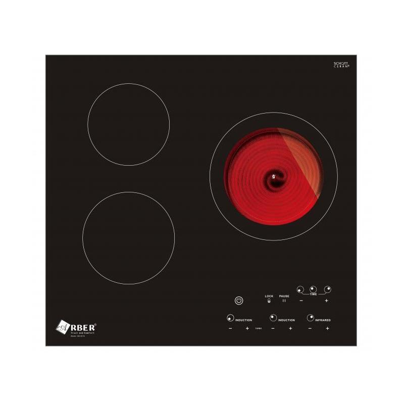 Bếp từ hồng ngoại ba Arber AB-321S