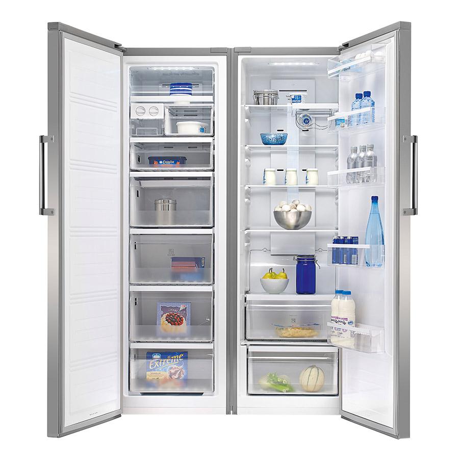 Tủ lạnh side by side thế hệ mới Brandt BFU584YNX + BFL584YNX