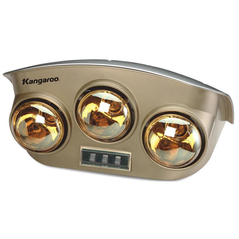 Đèn sưởi nhà tắm Kangaroo KG-251