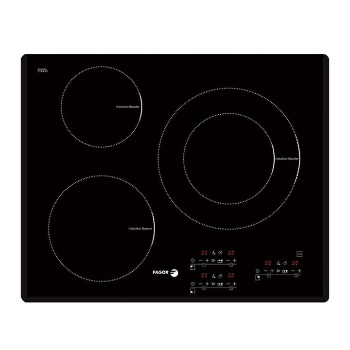Bếp từ ba Fagor IF-6000 VS
