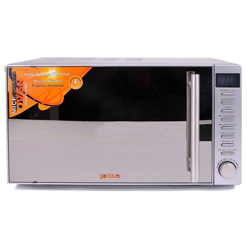 Lò vi sóng điện tử Goldsun 22 lít MWO-G22DK