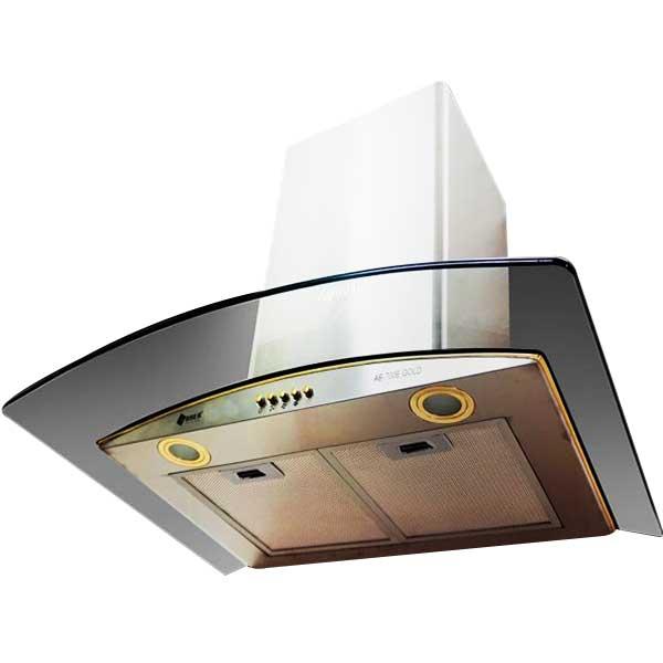 Máy hút mùi kính cong Arber AB-900E Gold