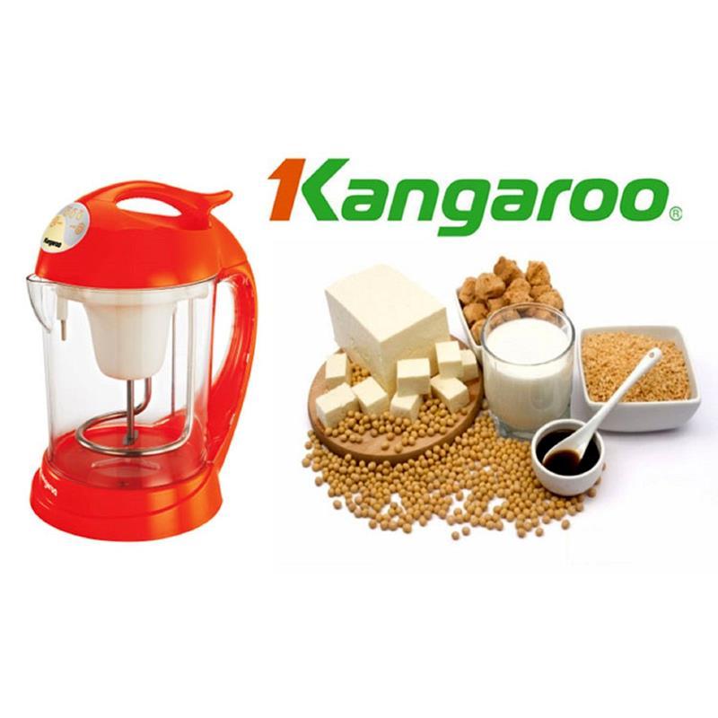 Máy xay sữa đậu nành Kangaroo KG-601