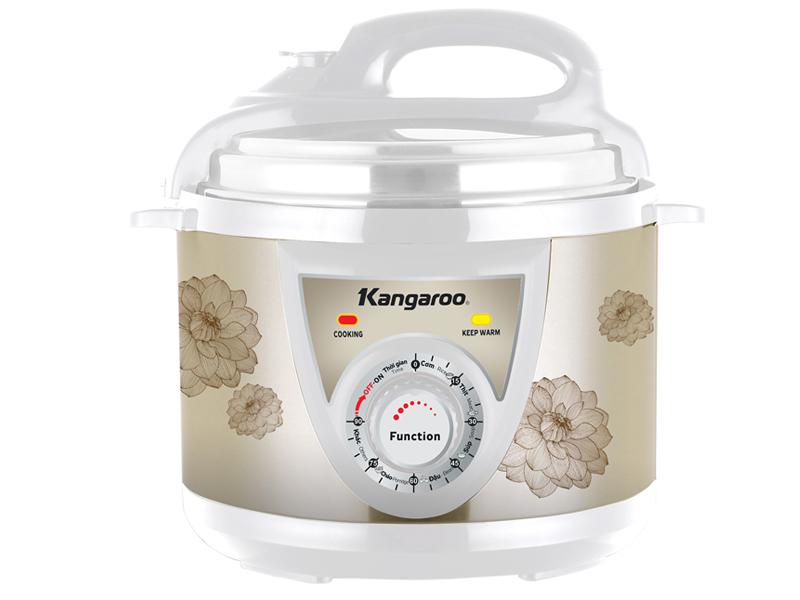 Nồi áp suất cơ Kangaroo KG288H