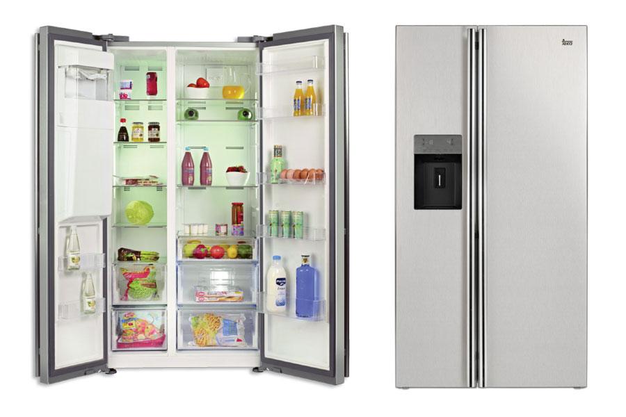 Tủ lạnh Teka NFE3 650 X