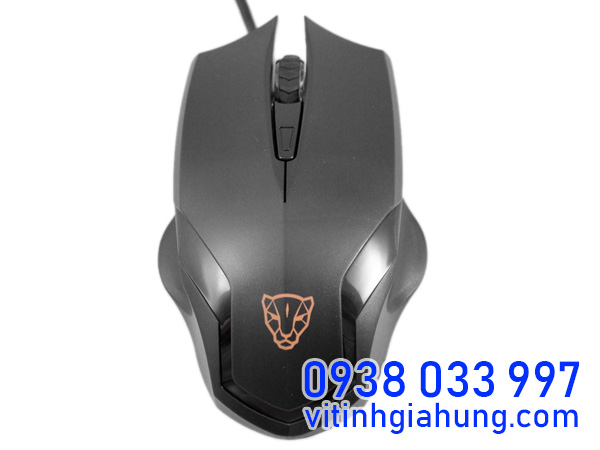 MOTOSPEED F11 OPTICAL GAMING MOUSE (ĐEN)