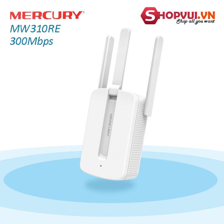 Kích sóng wifi Mercury 3 ăng ten chính hãng giá sỉ và lẻ rẻ nhất 01083