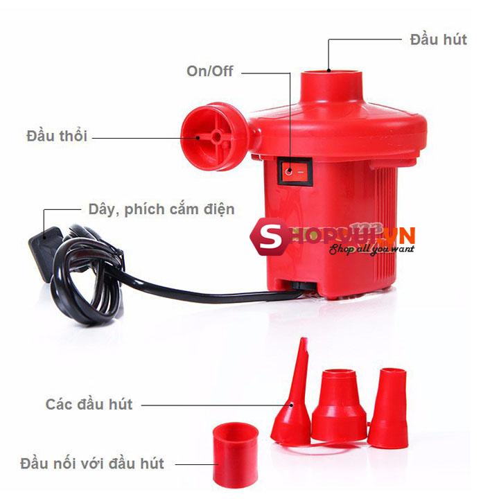 Máy bơm điện thổi hút 2 chiều đa năng – Shopvui - Mua sắm trực tuyến giá tốt