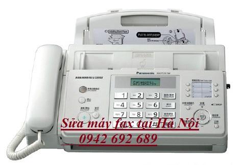 đổ mực máy fax panasonix