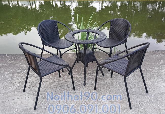 Bàn ghế cafe 170038