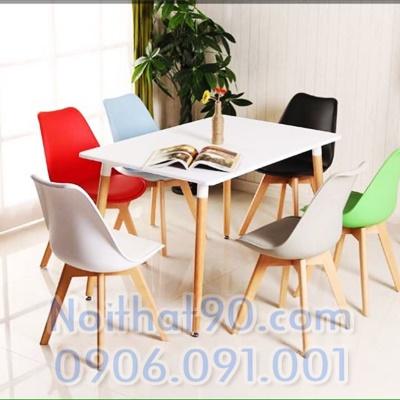 Bàn ghế cafe eames 4407212