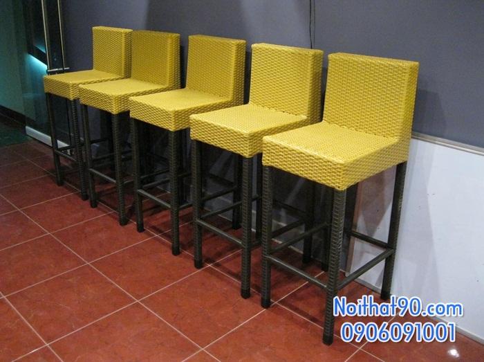Bàn ghế bar 0847