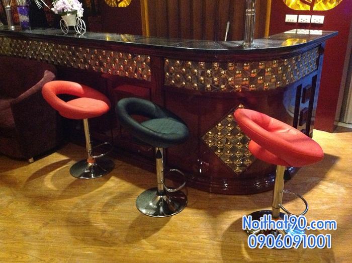 Bàn ghế bar 0867