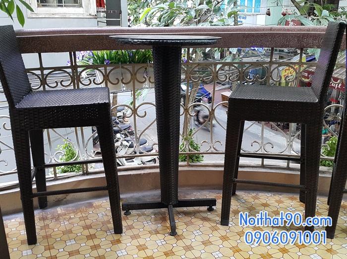 Bàn ghế bar cafe 171934