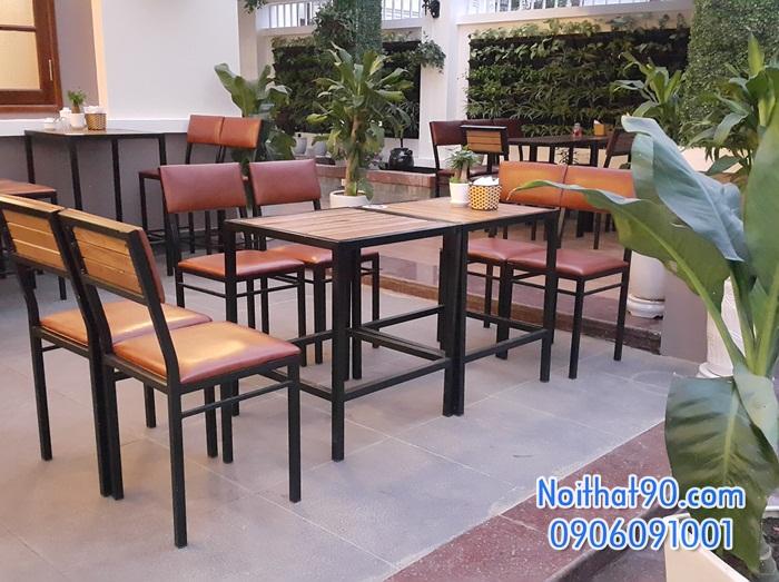 Bàn ghế bar cafe 172057