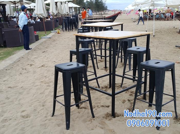 Bàn ghế bar 23071