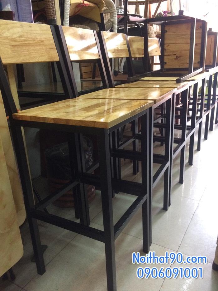 Bàn ghế bar cafe 3514