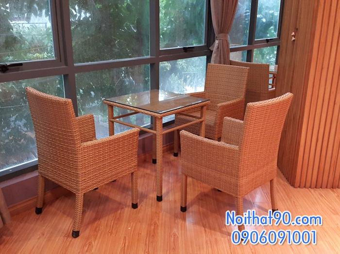 Bàn ghế cafe 123059
