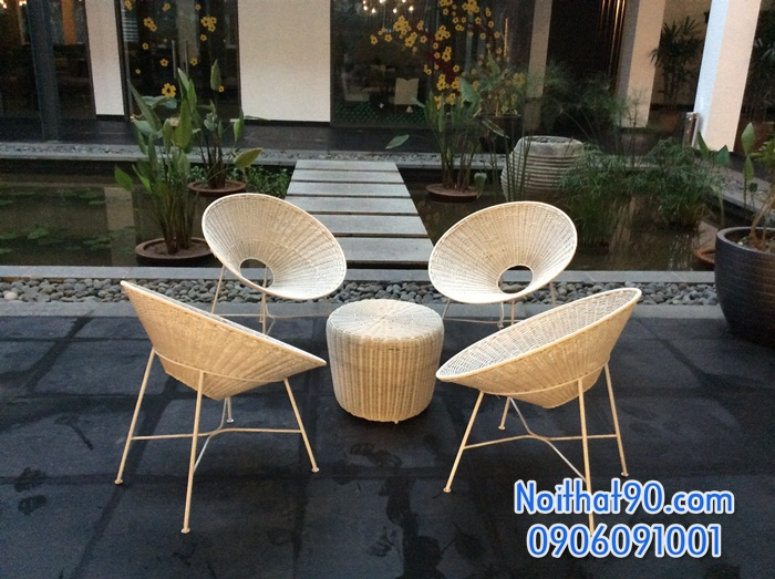 Bàn ghế cafe 3071